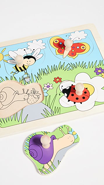 Gift Boutique Kid's Meadow Puzzle