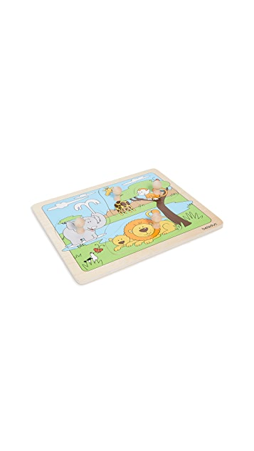 Gift Boutique Kid's Africa Puzzle