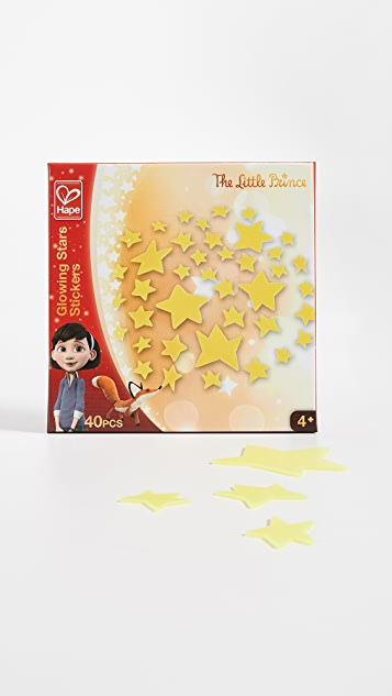 Gift Boutique Kid's The Little Prince Glowing Stars Stickers