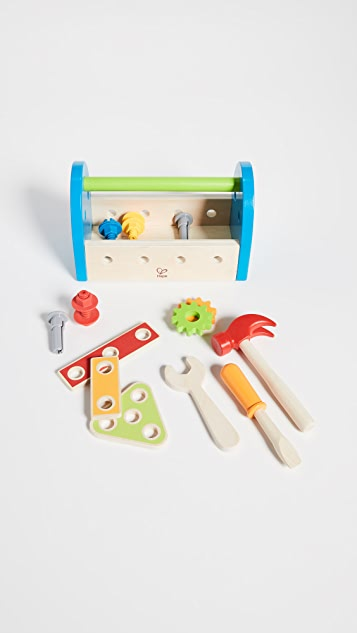 Gift Boutique Kid's Hape Fix It Tool Box