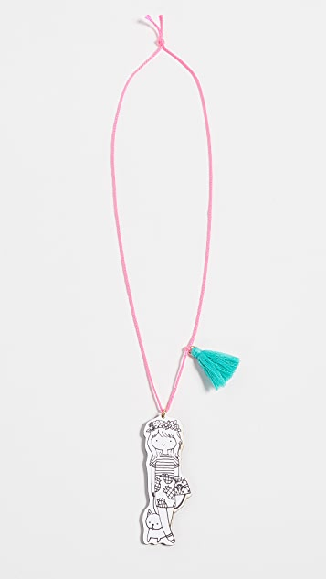Gift Boutique Kid S Gunner Amp Lux Mini Fashionista Necklace