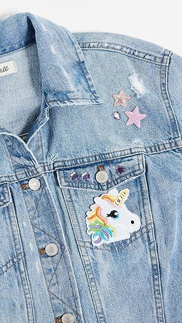 Gift Boutique Kid's Unicorn Bling Kit
