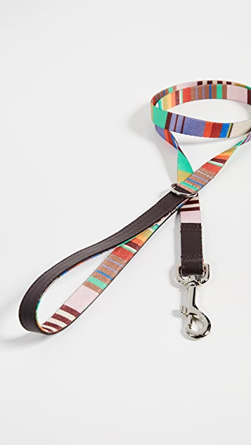 Gift Boutique Pet's Striped Dog Leash