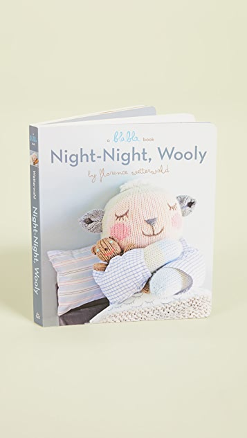 Gift Boutique Детский набор Blabla Book & Rattle Wooly