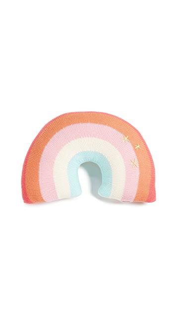 Gift Boutique Kid's Blabla Rainbow Pillow