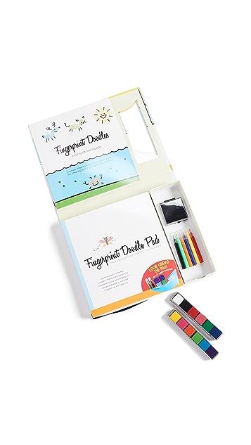 Gift Boutique Kid's Fingerprint Doodles