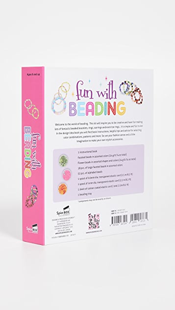Gift Boutique Kid's Spicebox Fun with Beading Kit