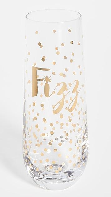 Gift Boutique Set of 4 Champagne Flutes