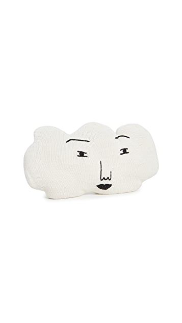 Gift Boutique Kid's Oeuf Cloud Pillow