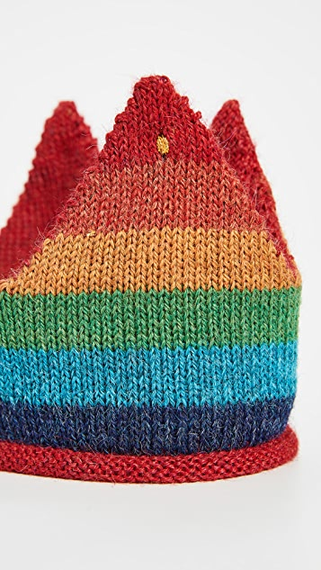 Gift Boutique Kid's Oeuf Rainbow Crown