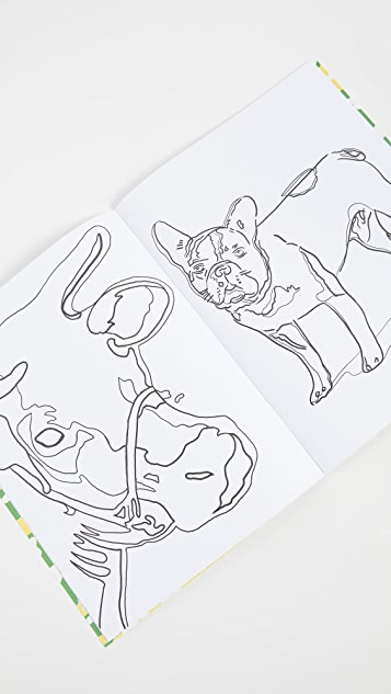 Gift Boutique Mudpuppy Andy Warhol Coloring Book