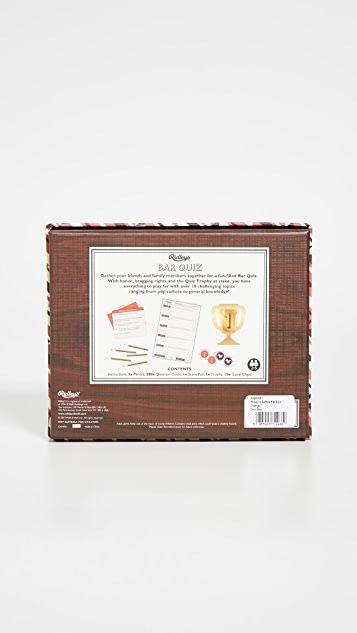 Gift Boutique Викторина Ridley's Games Bar