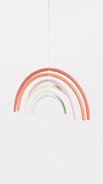 Gift Boutique Kid's Blabla Rainbow Mobile