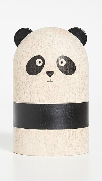 礼物精品馆 OYOY 儿童熊猫存钱罐