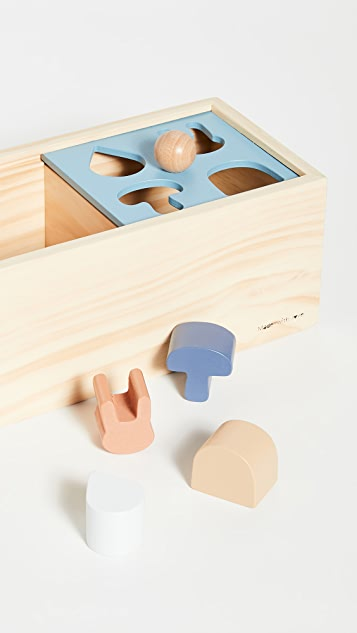 Gift Boutique Oyoy Kid's Wooden Puzzle Box