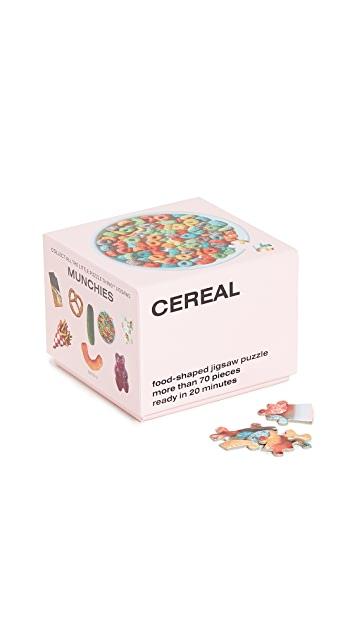 Gift Boutique Areaware Cereal Little Puzzle Thing