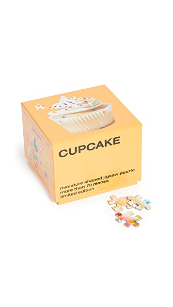 Gift Boutique Areaware Cupcake Little Puzzle Thing