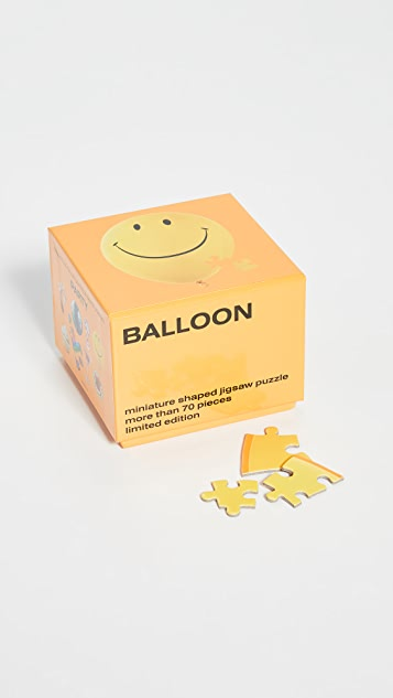 Gift Boutique Areaware Balloon Little Puzzle Thing