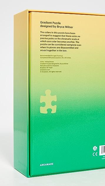 Gift Boutique Areaware Original Gradient Puzzle