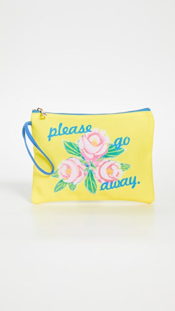 Gift Boutique Клатч Magda Archer Please Go Away