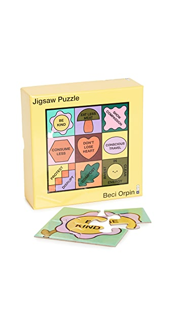 礼品精品店 Beci Orpin Don't Lose Heart Jigsaw 拼图
