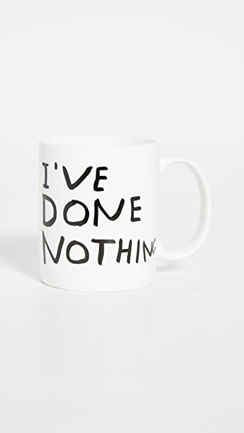 Gift Boutique David Shrigley I've Done Everything Mug