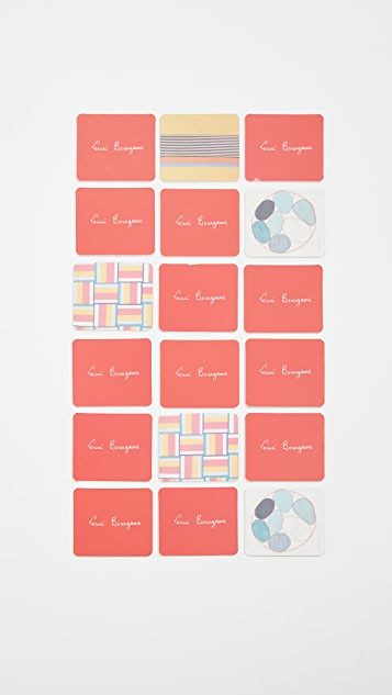 Gift Boutique Louise Bourgeois Memory Card Game