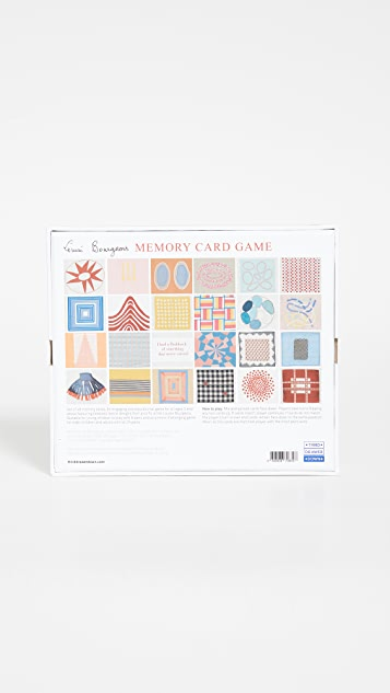 Gift Boutique Игра Louise Bourgeois Memory Card