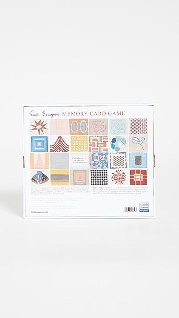 礼物精品馆 Louise Bourgeois 记忆卡片游戏