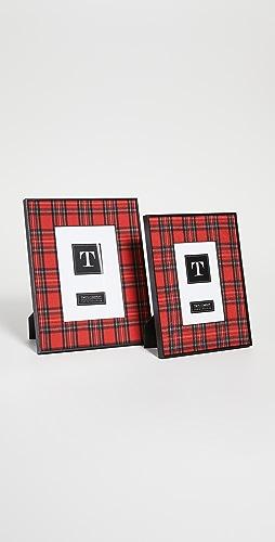 Gift Boutique - Plaiditude Set of 2 Photo Frames
