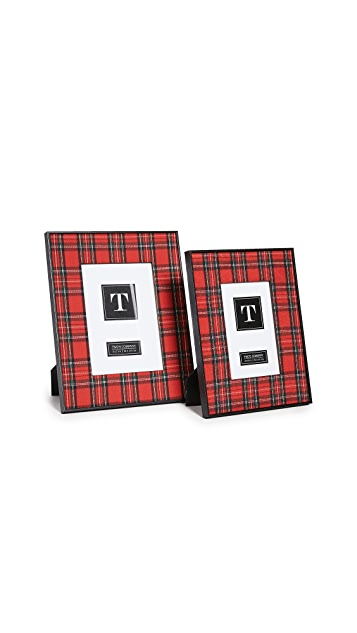 Gift Boutique Plaiditude Set of 2 Photo Frames
