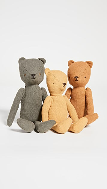 礼品精品店 Maileg 儿童泰迪玩具