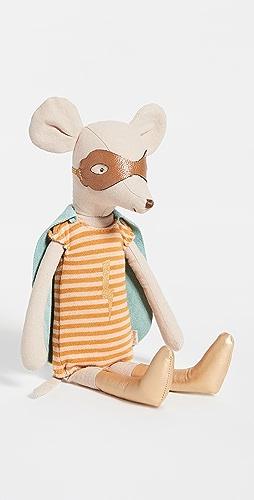 Gift Boutique - Maileg 女童中号超能力老鼠玩具