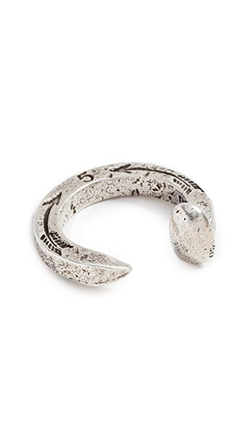 Giles & Brother Railroad Spike Ring
