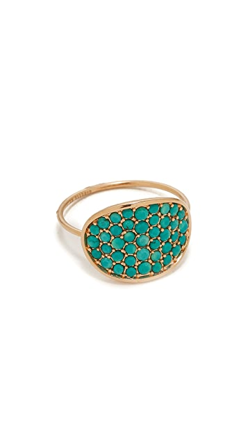 ginette_ny Fallen Sky Large Sequin Ring