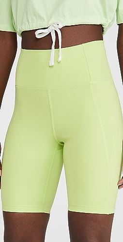 Girlfriend Collective - High Rise Bike Shorts
