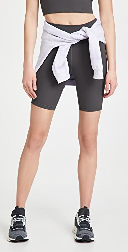 Girlfriend Collective - High Rise Bike Shorts