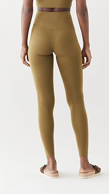Girlfriend Collective Float Seamless High Rise Leggings