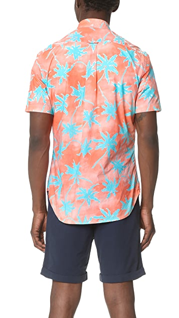 Gitman Vintage New Wave Palm Popover