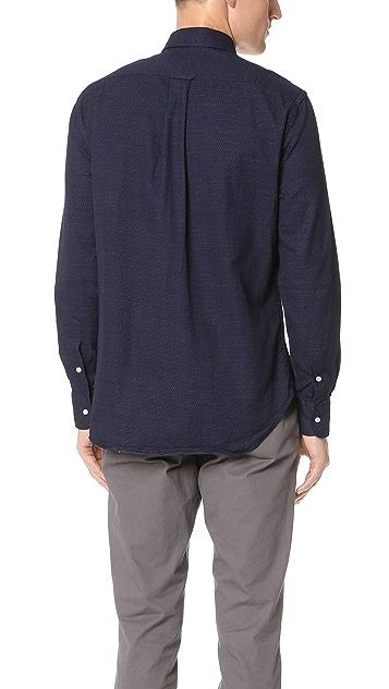 Gitman Vintage Multicolored Dot Shirt
