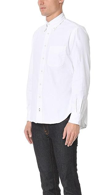 Gitman Vintage Button Down Denim Shirt