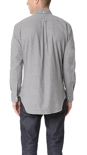 Gitman Vintage Long Sleeve Flannel Shirt