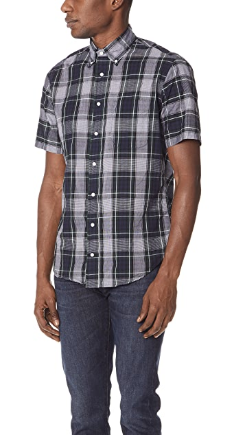 Gitman Vintage Short Sleeve Shirt