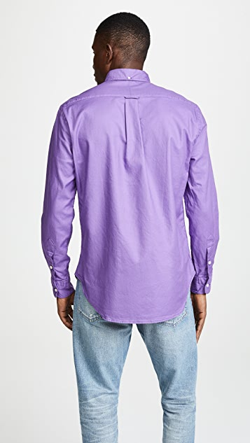 Gitman Vintage Hopsack Bd Shirt