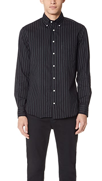Gitman Vintage Striped Button Down Shirt