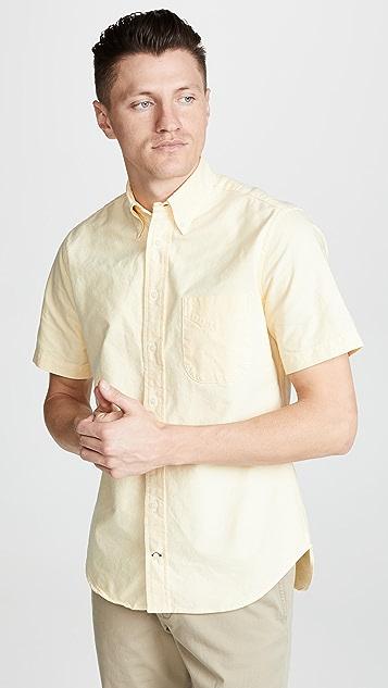 Gitman Vintage Button Down Oxford Shirt