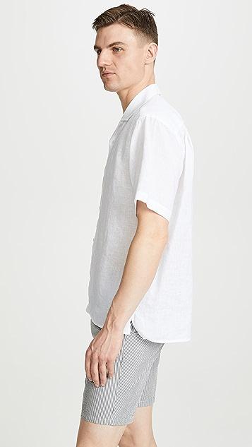 Gitman Vintage Linen Button Down Shirt