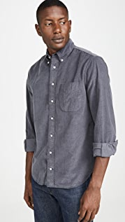 Gitman Vintage Corduroy Button Down Shirt