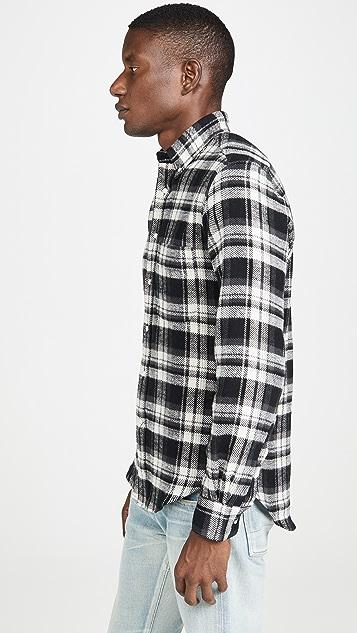 Gitman Vintage Colorado Brushed Triple Yarn Flannel Shirt