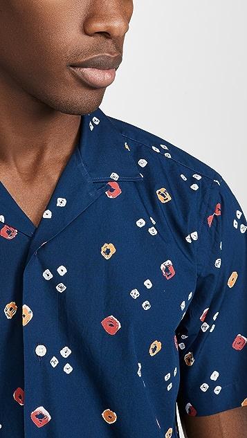 Gitman Vintage Bandhani Cloth Shirt